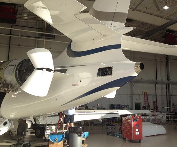 Aircraft Maintenance Using Refurbished Avionics and